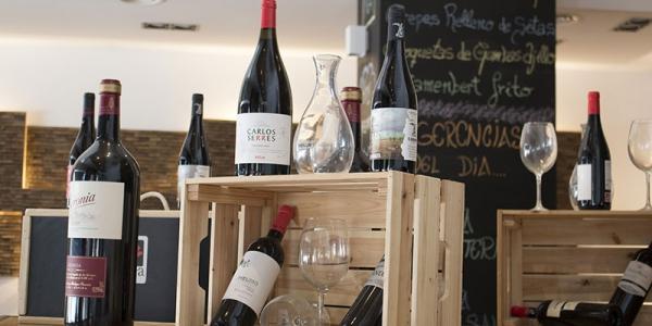 seleccion vinos donde comer sevilla